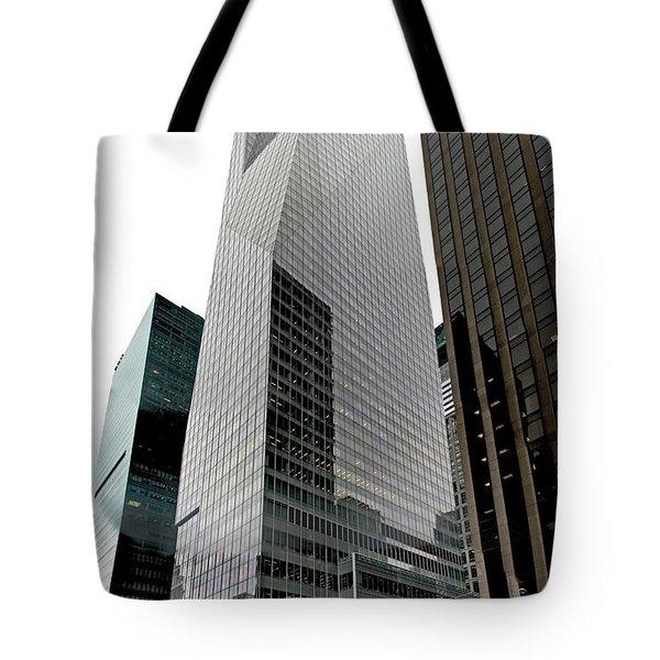 Bank Of America Tote Bag by S Paul Sahm
