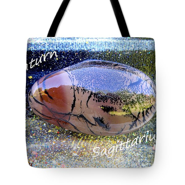 Barack Obama Saturn Tote Bag by Augusta Stylianou