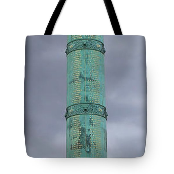 Bastille Paris Tote Bag by Andrew Fare