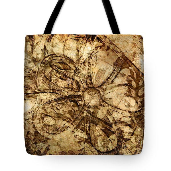 Baubles Tote Bag by Judi Bagwell