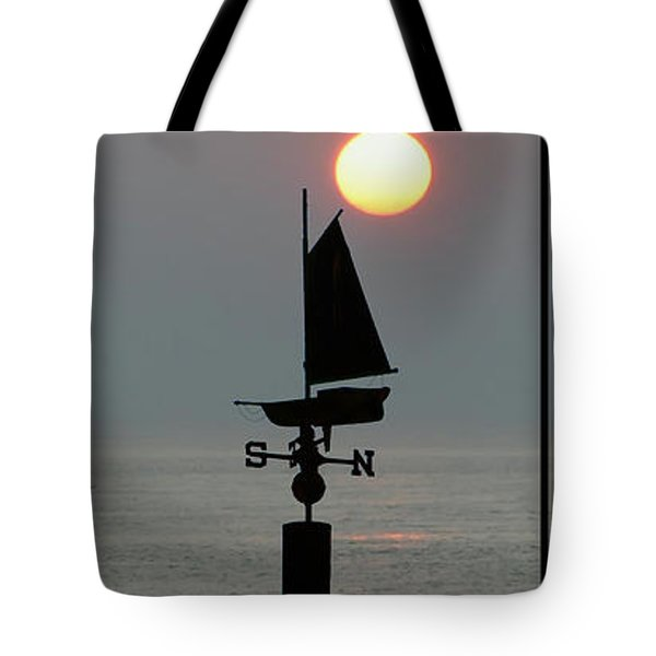 Beach Weather Tote Bag by Bill Cannon