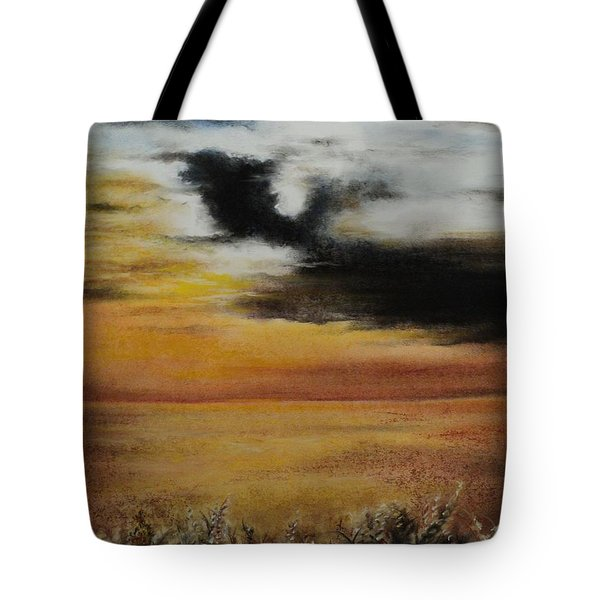 Beautiful Beginnings Tote Bag by Carla Carson