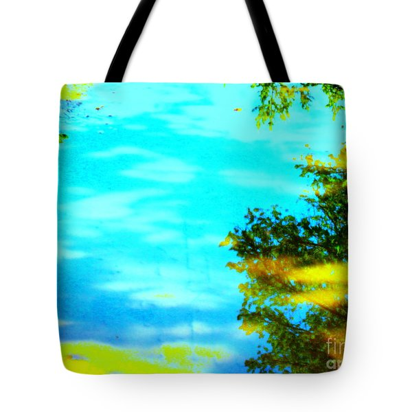 Beautiful Summer Day Tote Bag by Pauli Hyvonen