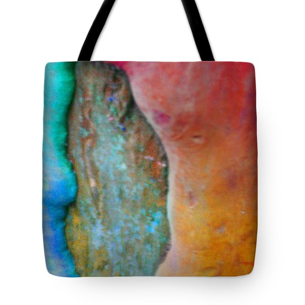 Tote Bag featuring the digital art Become by Richard Laeton