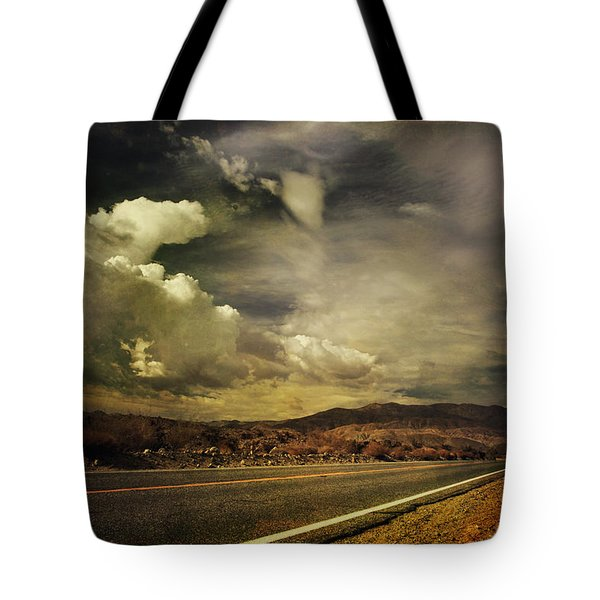 Been Down This Road Before Tote Bag by Laurie Search