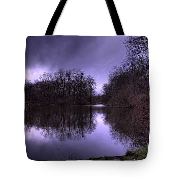 Before The Storm Tote Bag by Paul Ward