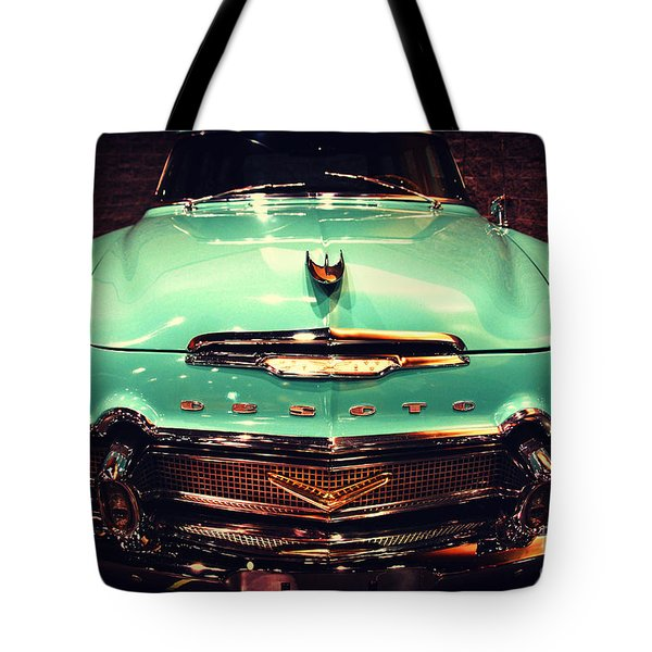 Bello Desoto  Tote Bag by Susanne Van Hulst