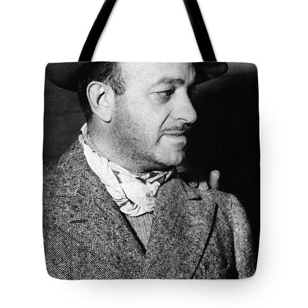 Ben Hecht (1894-1964) Tote Bag by Granger