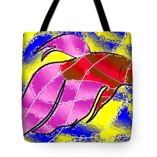 Betta Tote Bag by Stephen Younts