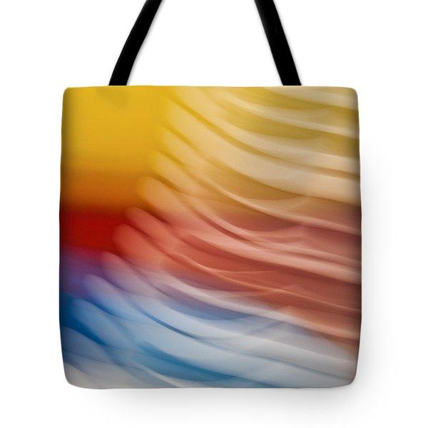 Beyond Limits Tote Bag by Barbara McMahon