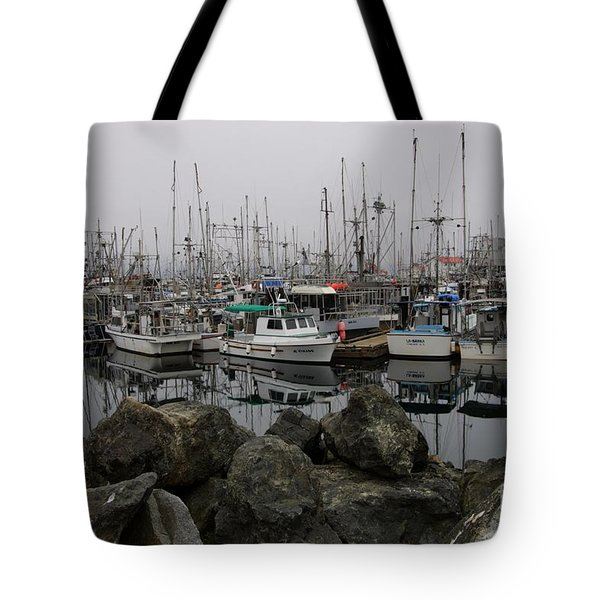 Beyond The Stones Tote Bag by Bob Christopher