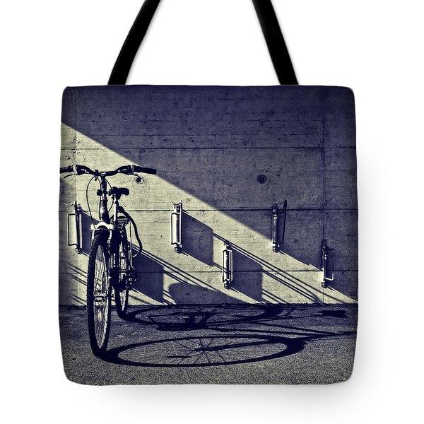 bicycle Tote Bag by Joana Kruse