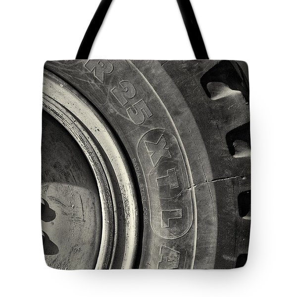 Big Wheel Tote Bag by Patrick M Lynch
