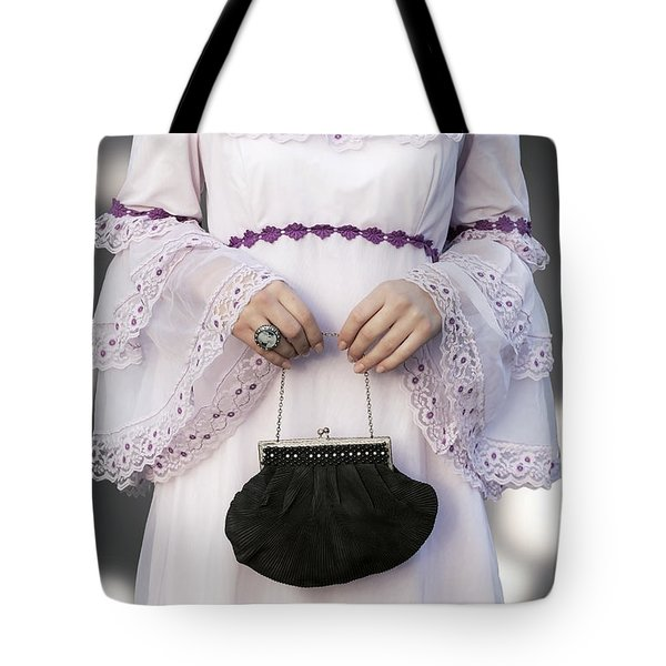 black handbag Tote Bag by Joana Kruse