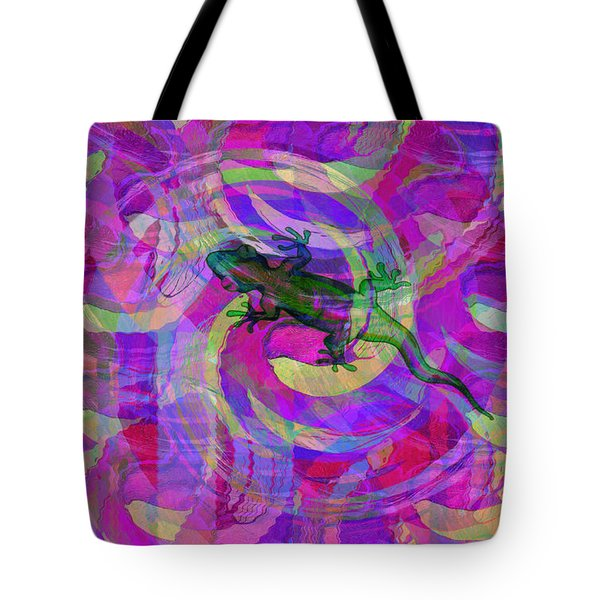 Blending In Tote Bag by Bill Cannon