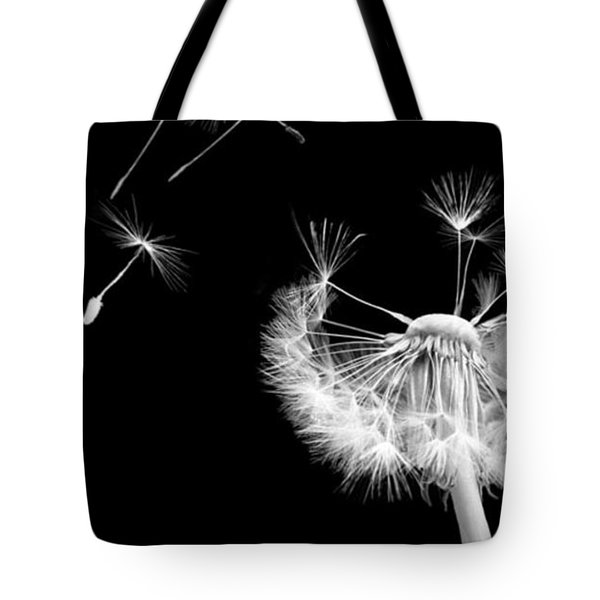 Blown Away Tote Bag by Rhonda Barrett