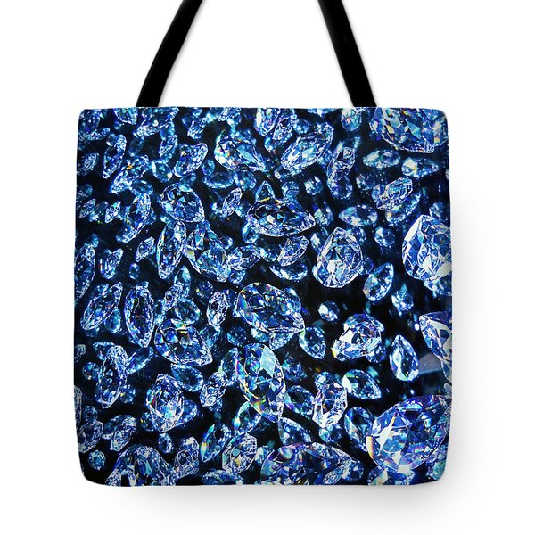 Blue ... Tote Bag by Juergen Weiss