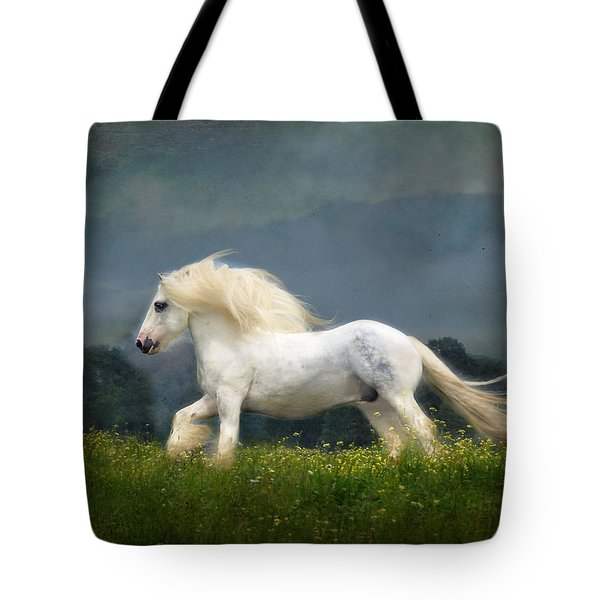 Blue Billy C1 Tote Bag by Fran J Scott