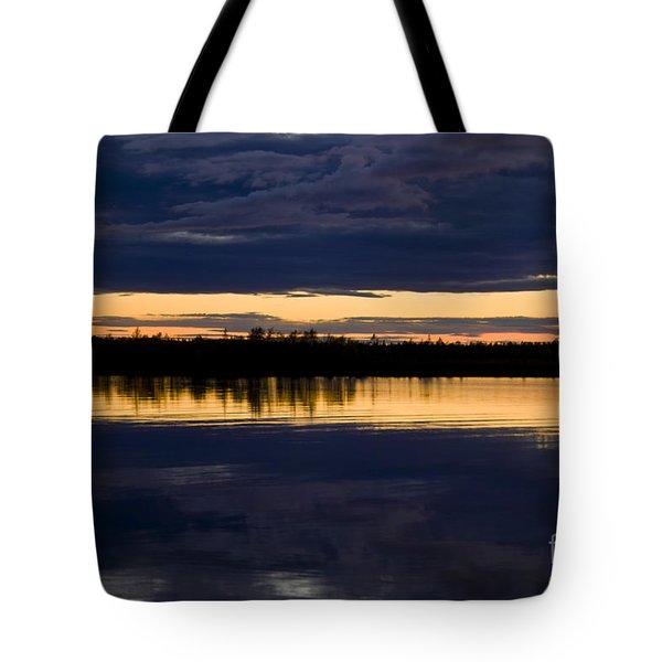 Blue Hour Tote Bag by Heiko Koehrer-Wagner