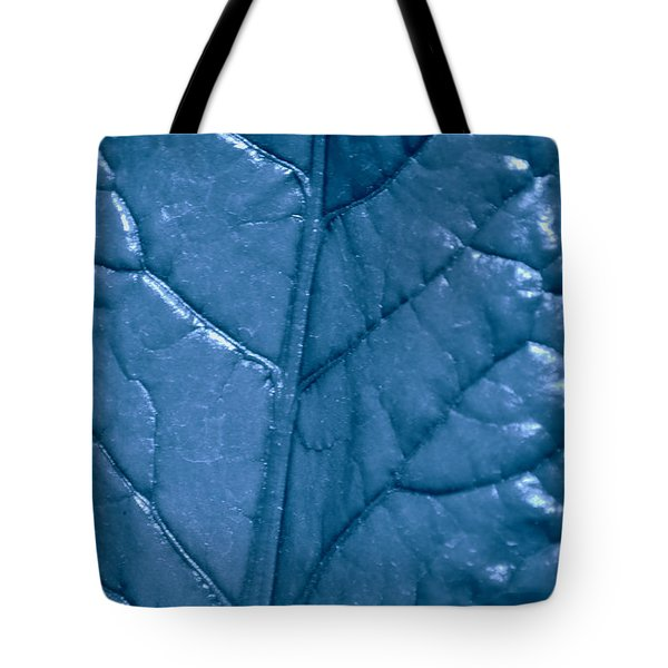 Blue Songs Tote Bag by Diane montana Jansson