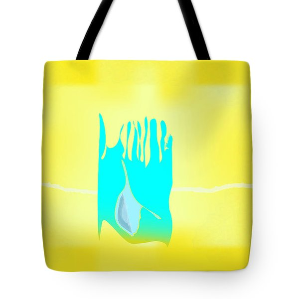 Bluegrass Tote Bag by Kevin McLaughlin