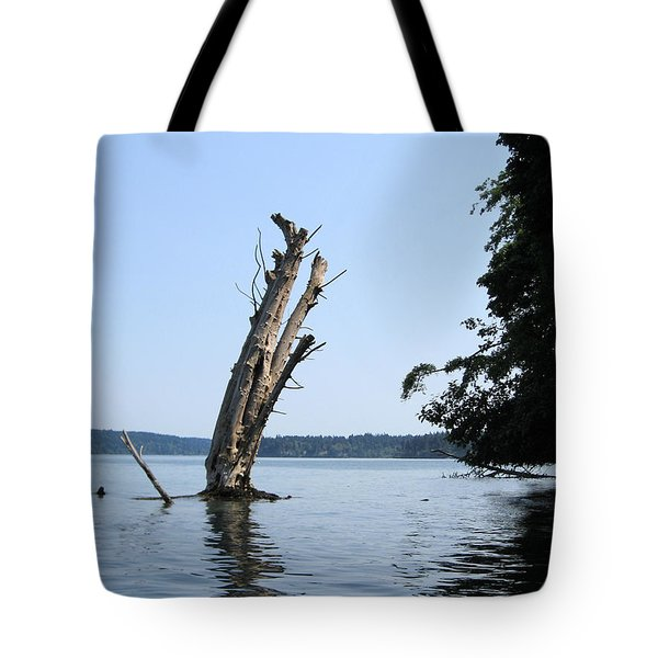 Boaters Nightmare Tote Bag by Kym Backland
