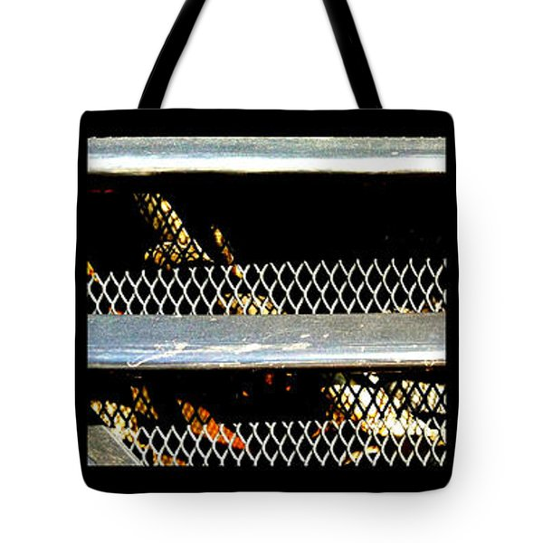 bobcat Tote Bag by Marlene Burns