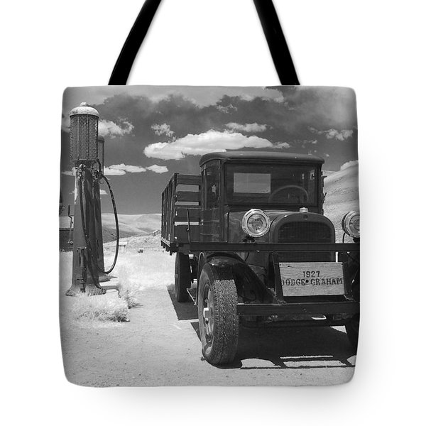 Bodie California - A Trip Back In Time Tote Bag by Christine Till