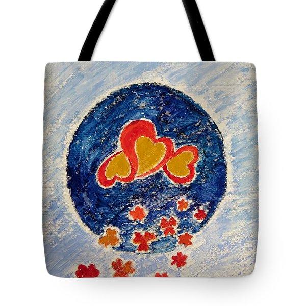 Bonding Tote Bag by Sonali Gangane
