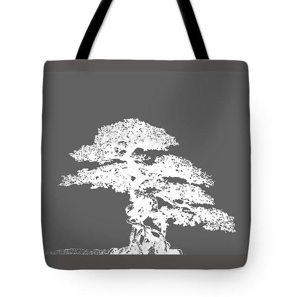 Bonsai I Tote Bag by Ann Powell