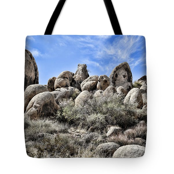 Boulder Populated Tote Bag by Kelley King