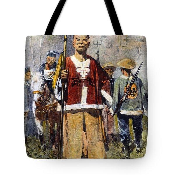 Boxer Rebellion, 1900 Tote Bag by Granger