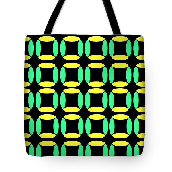 Boxes Tote Bag by Louisa Knight