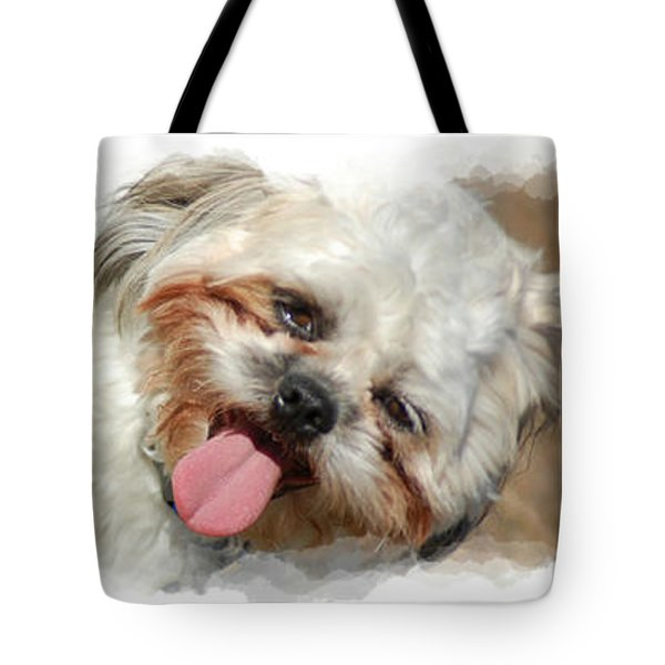 Brady Tote Bag by Donna Bentley