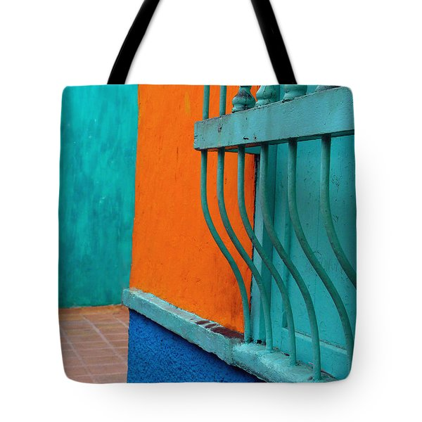Break Out Tote Bag by Skip Hunt