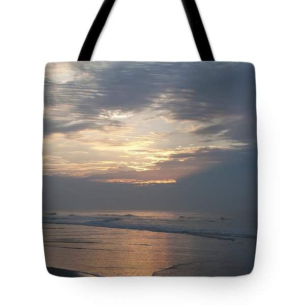 Breaking Through Tote Bag by Bill Cannon