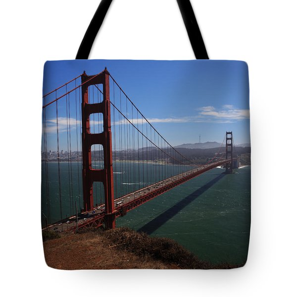 Bridge Of Dreams Tote Bag by Laurie Search