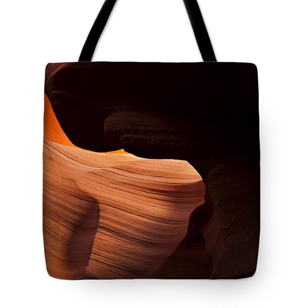 Bridge Of The Light Tote Bag by Mike  Dawson
