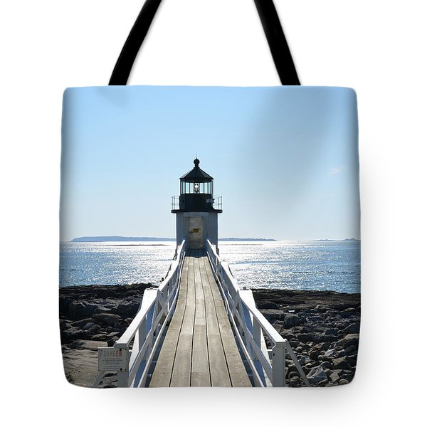 Brilliant Light Tote Bag by Corinne Rhode