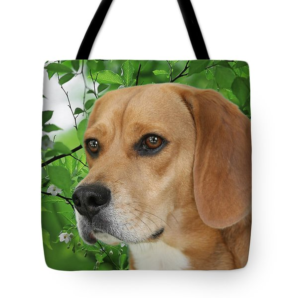 British Beauty Tote Bag by Christine Till