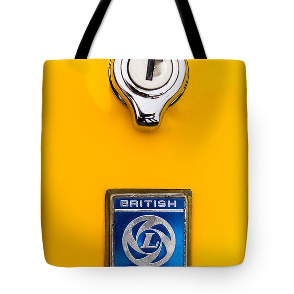 British Leyland Tote Bag by Jerry Fornarotto