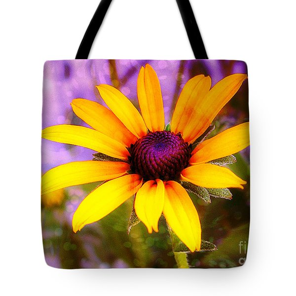 Brown-eyed Susan Tote Bag by Judi Bagwell