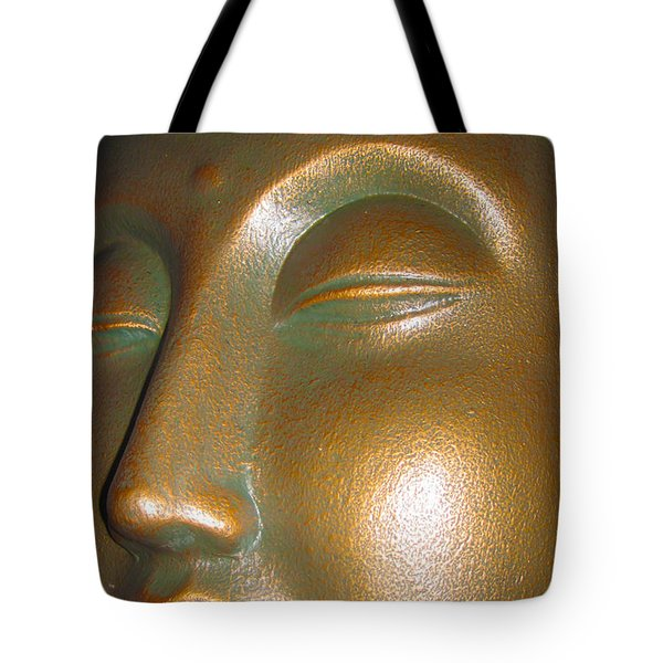 Buddha 25 Tote Bag by Cheryl Young