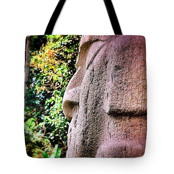 Buddha Nature Tote Bag by Skip Hunt