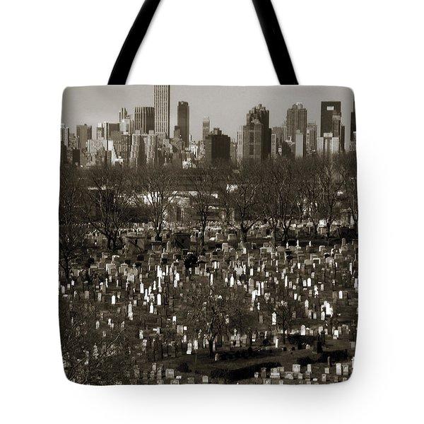 Buildings Tote Bag by RicardMN Photography
