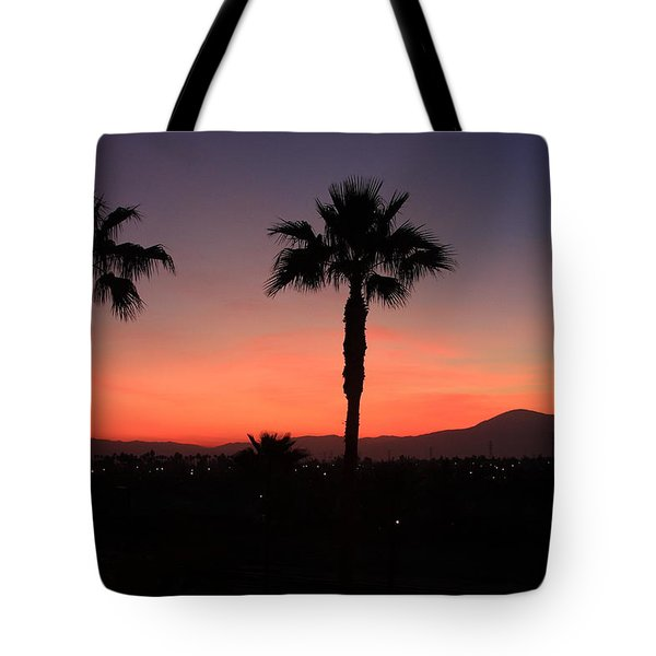 California Dreamin Tote Bag by Lyle Hatch