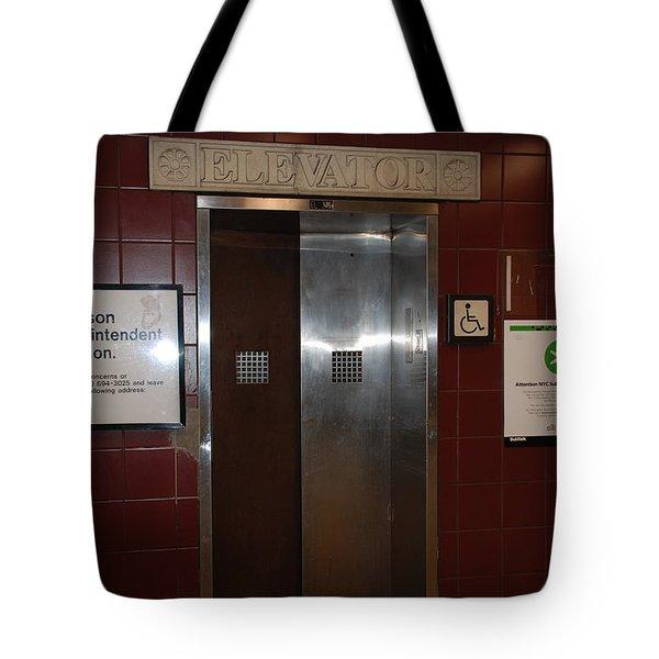Call Bruce Johnson Tote Bag by Rob Hans