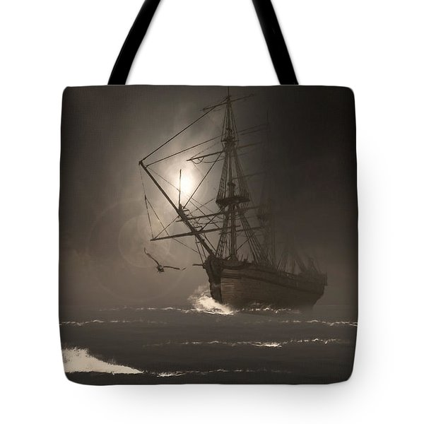 Call Of The Hoot Tote Bag by Lourry Legarde