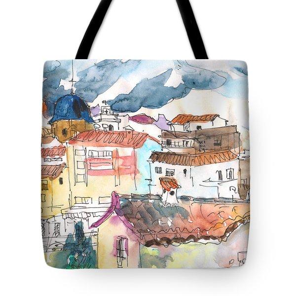 Callosa De Ensarria 02 Tote Bag by Miki De Goodaboom