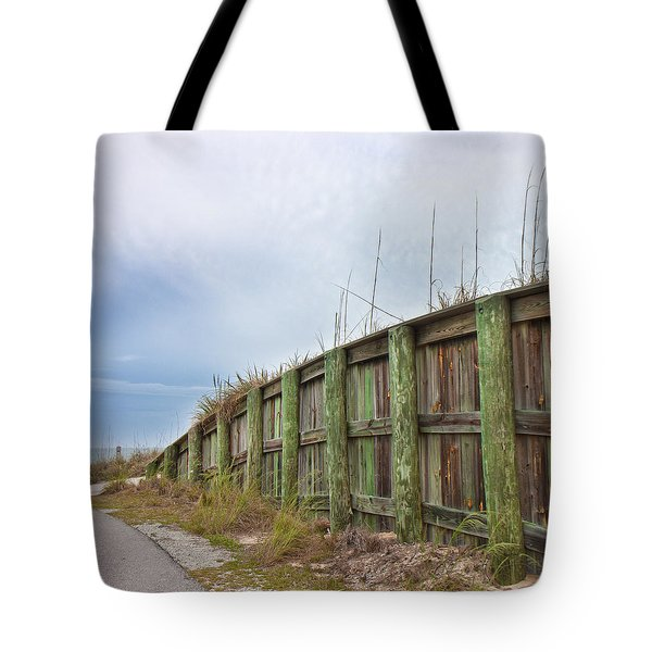 Calm Before The Storm Tote Bag by Betsy C Knapp
